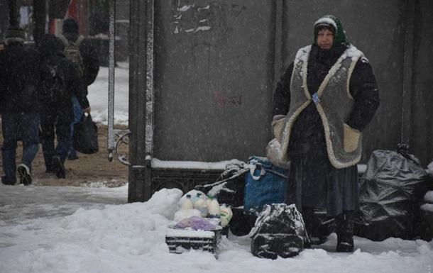 Снегопад в Одессе. Фоторепортаж