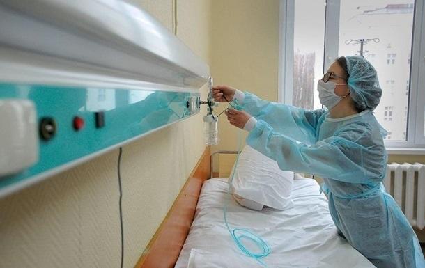 В больницах от COVID лечатся более тысячи киевлян