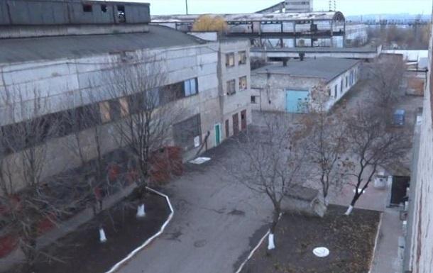 Опубликованы фото тюрьмы Изоляция в Донецке