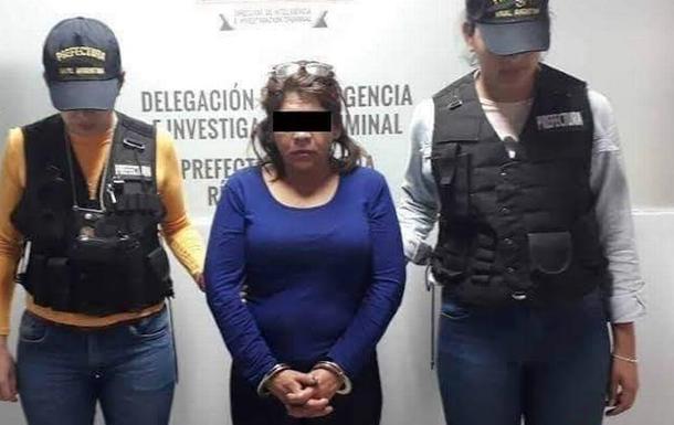 Мексиканка не узнала себя на интимных фото и ударила мужа ножом