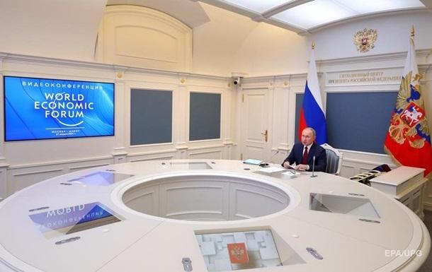 Путин: Санкции ведут к применению военной силы