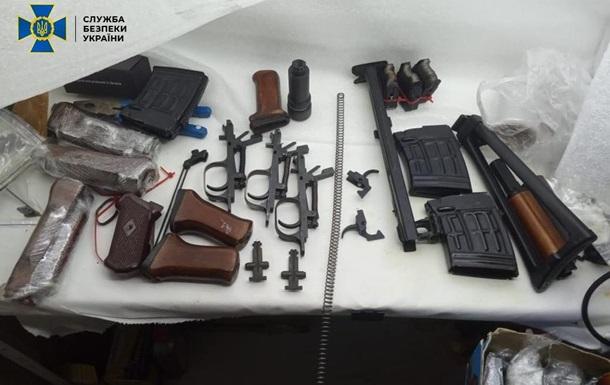 Киевляне продавали детали для пулеметов и снайперских винтовок – СБУ