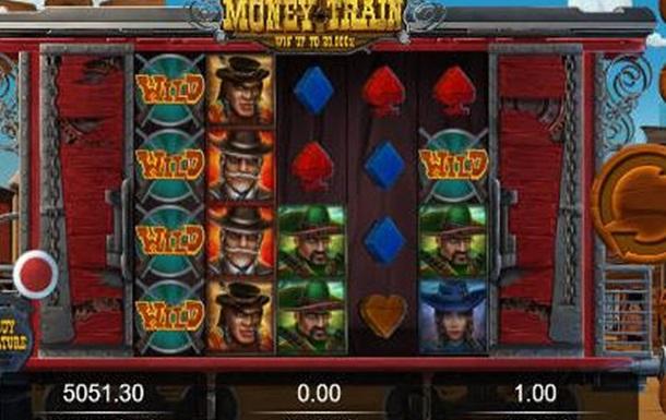 Игровой автомат Денежный Поезд