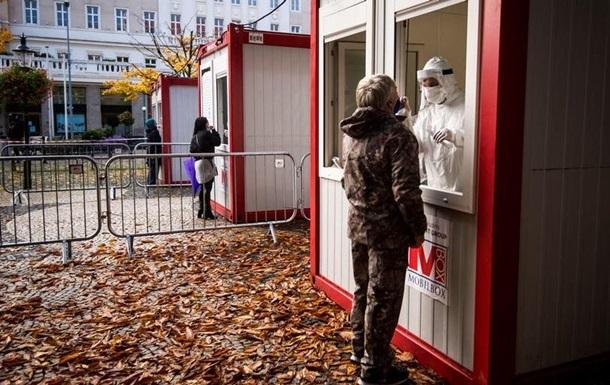 В Словакии половину населения проверили на COVID-19