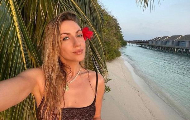 Леся Никитюк очаровала снимком в купальнике
