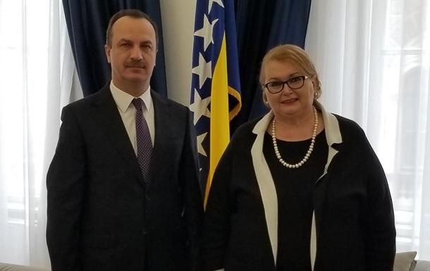 Посол Украины обсудил с властями Боснии возвращение иконы