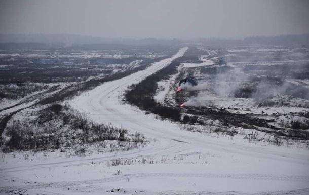 Боєць ЗСУ загинув на полігоні через наїзд транспортера-тягача