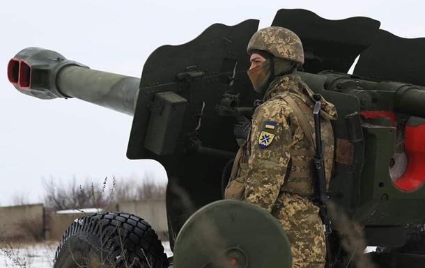 Сепаратисты вновь обстреляли позиции ВСУ