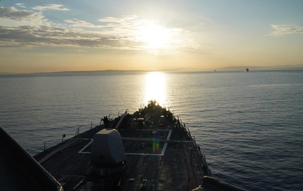 США направили ще один есмінець у Чорне море