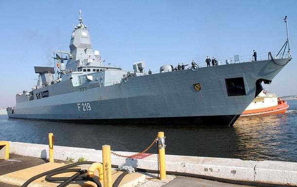 У Німеччині встановлять лазерну установку на борту корабля ВМС