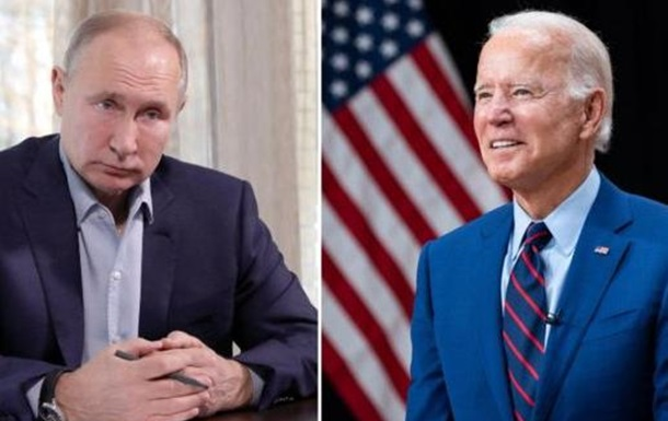 Байден и Путин первый раз поговорили об Украине