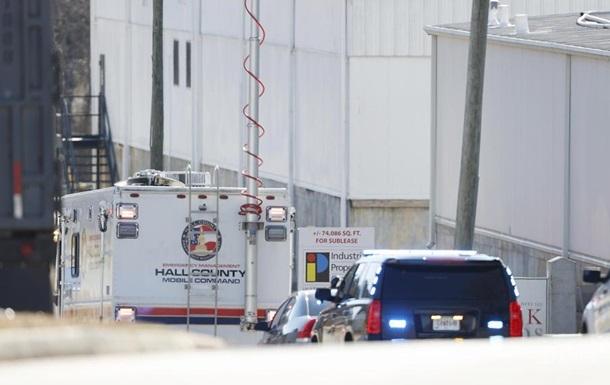 В США при утечке жидкого азота погибли шесть человек