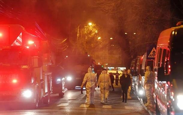 У Румунії горіла COVID-лікарня, є жертви