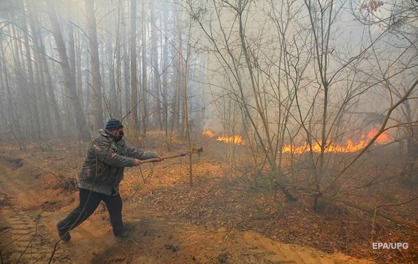 Вигоріли : Чорнобильська зона залишилася без 40% туристичних локацій