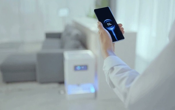 Xiaomi створила станцію зарядки повітрям