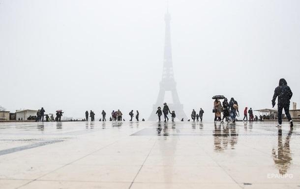 Франція забороняє в їзд із країн поза межами ЄС
