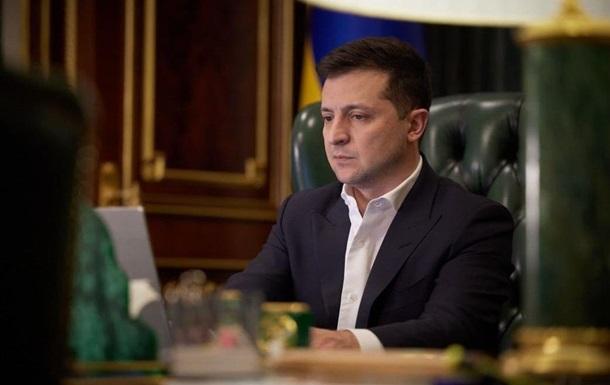Зеленський відповів критикам закону про референдум