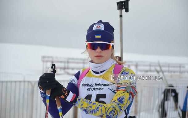 Биатлон: Бех стала девятой в пасьюте на чемпионате Европы