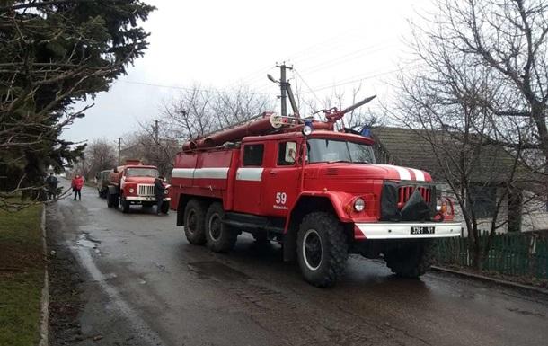На Дніпропетровщині в пожежі загинули мати з сином