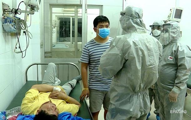 В Японии выявили очаг 'британского' коронавируса