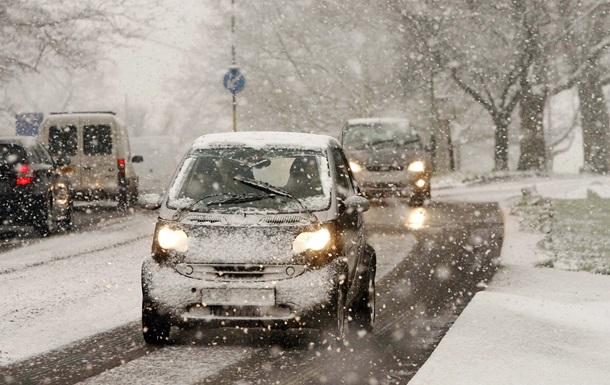 В Украине ухудшается погода