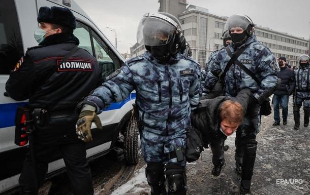 Госсекретарь США прокомментировал митинги в России