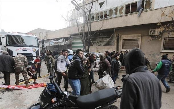 У Сирії сталися два теракти: 10 жертв