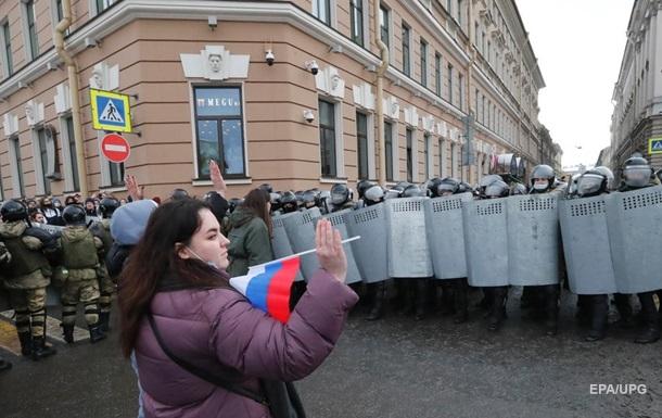 Революцией пока не пахнет. Пресса о протестах в РФ