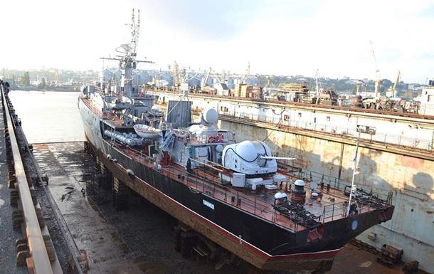 ВМС Украины спишут корвет и два катера – СМИ