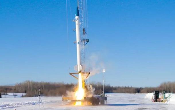 Космический стартап запустил прототип ракеты на биотопливе