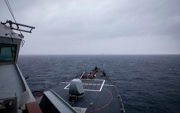 ВМС України і США провели тренування в Чорному морі
