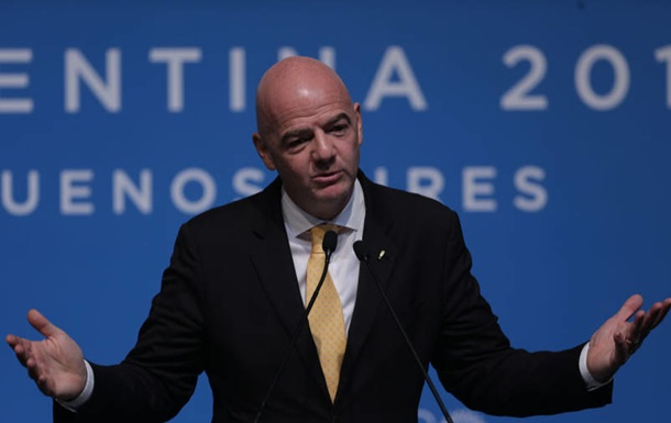 Инфантино: Чемпионат мира в Катаре пройдет со зрителями