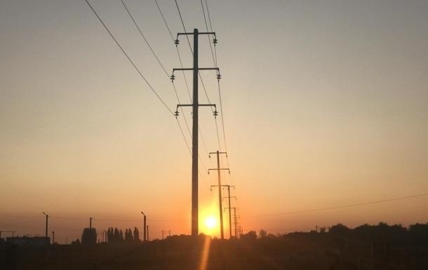 Укрэнерго объяснила импорт электроэнергии из РФ