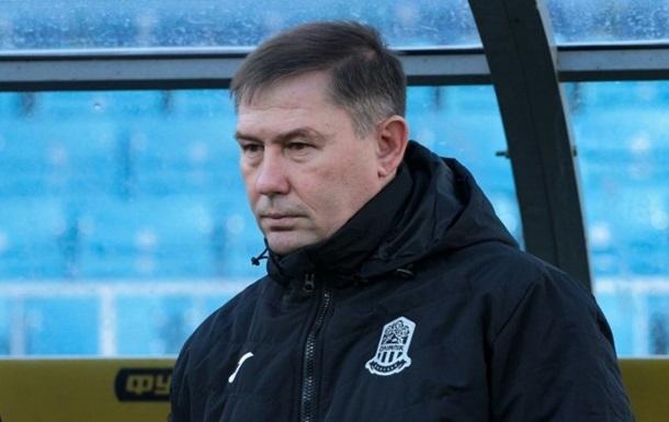 Главный тренер Олимпика: Я бы не взял Селезнева в команду