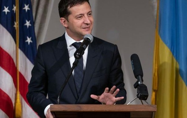 Президент Зеленский рассчитывает на участие США в мирном процессе