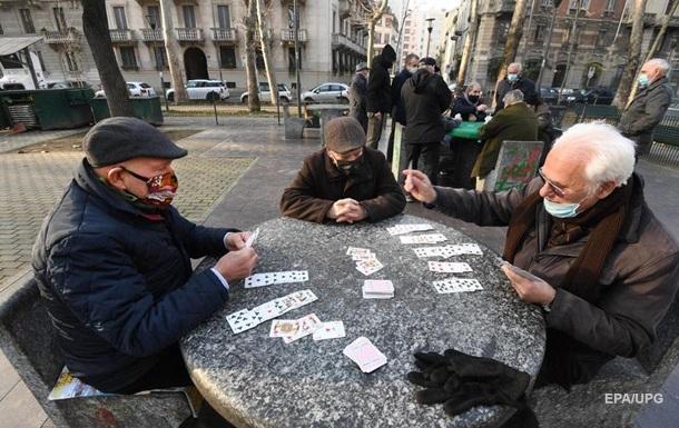 В Италии уже более 2,5 млн COVID-случаев