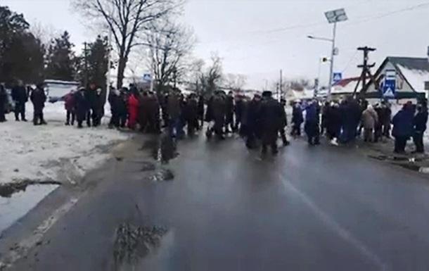 Пільговий тариф на електроенергію: на Миколаївщині перекрили трасу
