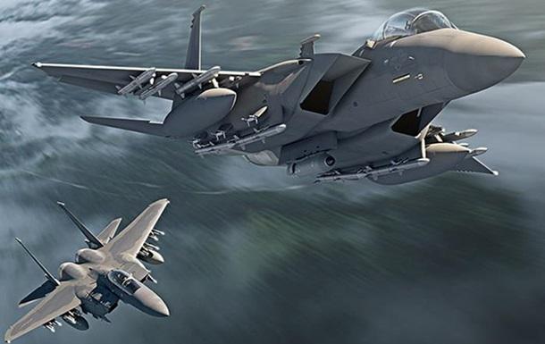 Истребитель F-15EX совершил первый полет