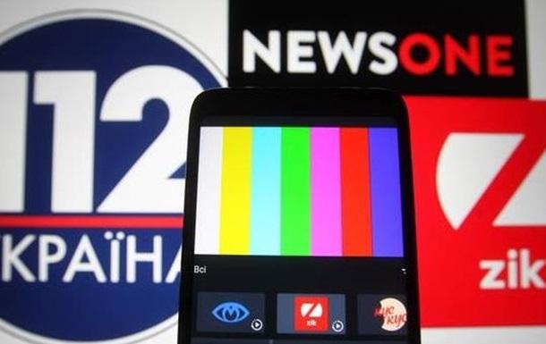 Санкції щодо окремих телеканалів - послідовний крок у боротьбі з агресією РФ