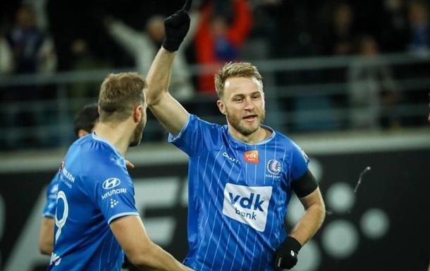 Безус отметился за Гент в Кубке Бельгии