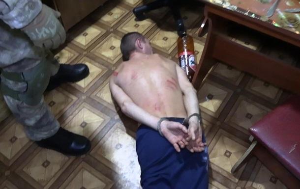 Житель Вінниці погрожував підірвати гранати в квартирі з сім єю