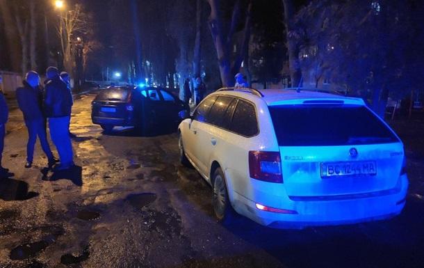 У Львові поліцейський влаштував п яну ДТП