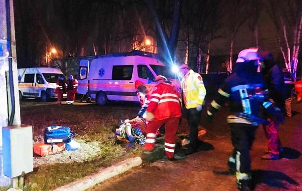 Названа возможная причина пожара в больнице Запорожья