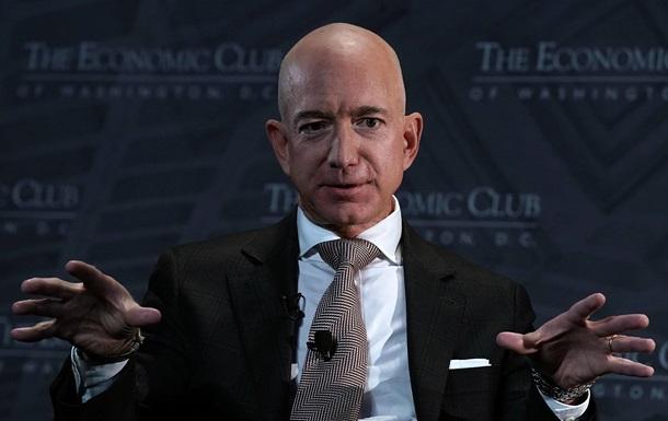 `Безумные вещи`. Безос уходит с поста главы Amazon