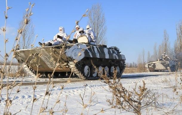 В МВД заявили о резком обострении на Донбассе