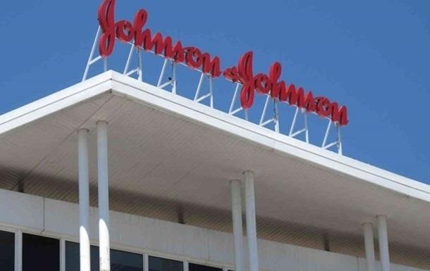 Johnson & Johnson подає заявку на реєстрацію своєї COVID-вакцини