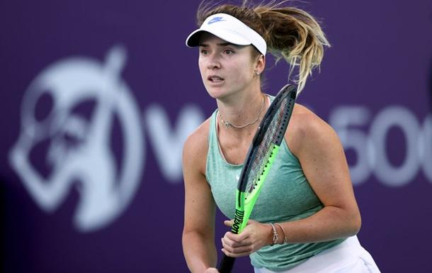 Стали известны соперники Свитолиной, Костюк и Стаховского в первом круге Australian Open