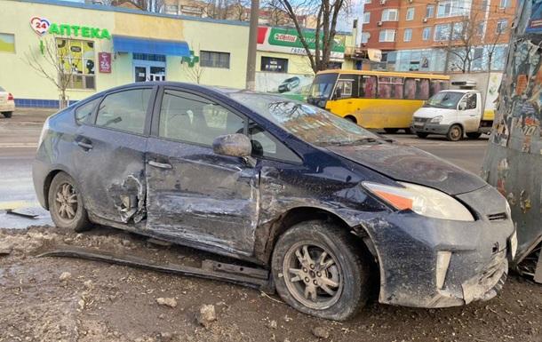 В Одессе пьяный водитель устроил ДТП и сбил двоих детей