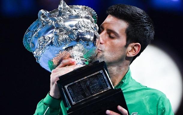 Усеохопне висвітлення Australian Open 2021 забезпечить Eurosport