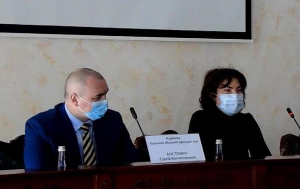 Призначено нового прокурора Одеської області
